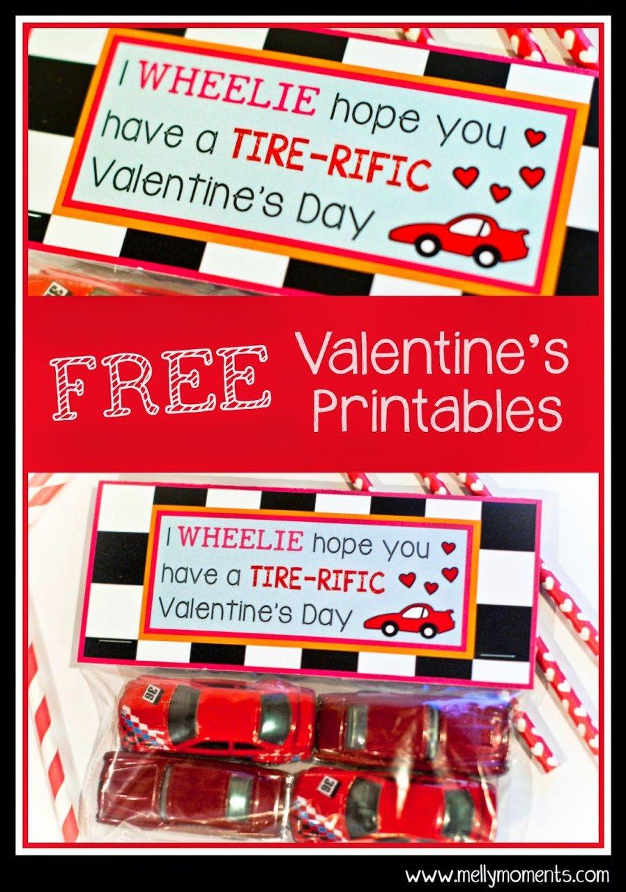 Valentine Treat Ideas!