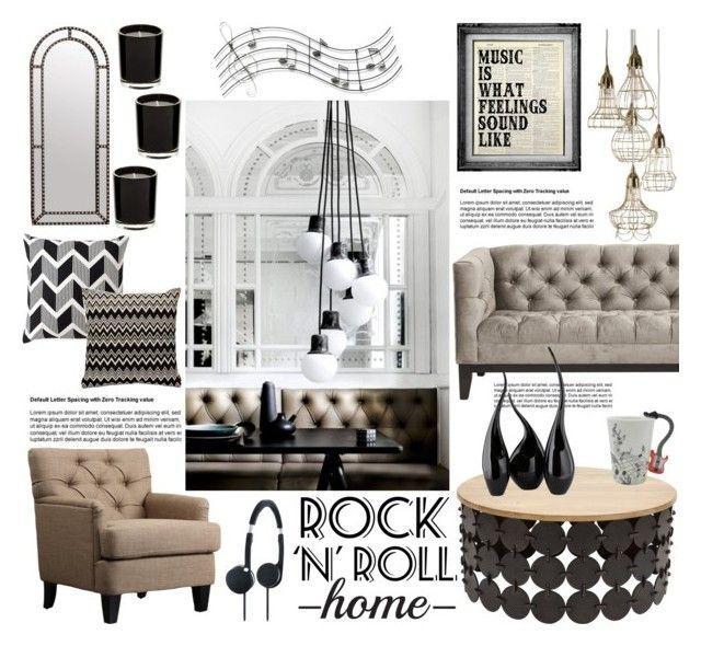Rock N Roll Home Decor