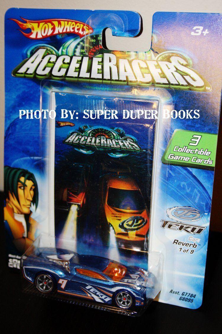 AmazonSmile: Hot Wheels Acceleracers Cartoon Network Teku ...