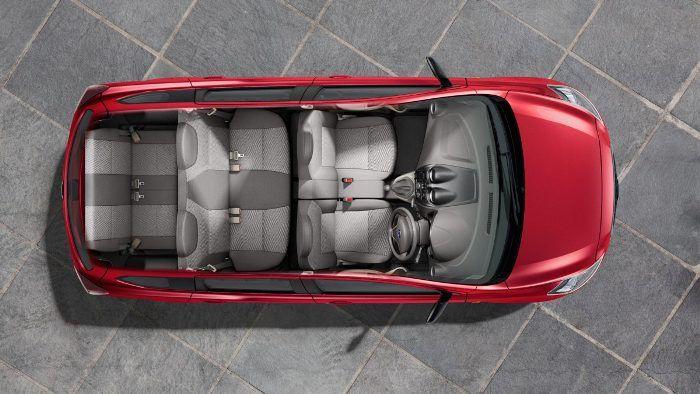 Datsun Go Plus Exterior Images And Datsun Go Plus Exterior Car Pictures