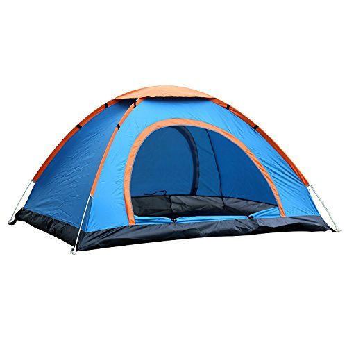 Cheap Outdoor Automatically Pop Up The Tent People Camping Tents Suitable For Family Hiking Black Friday Sale 2017