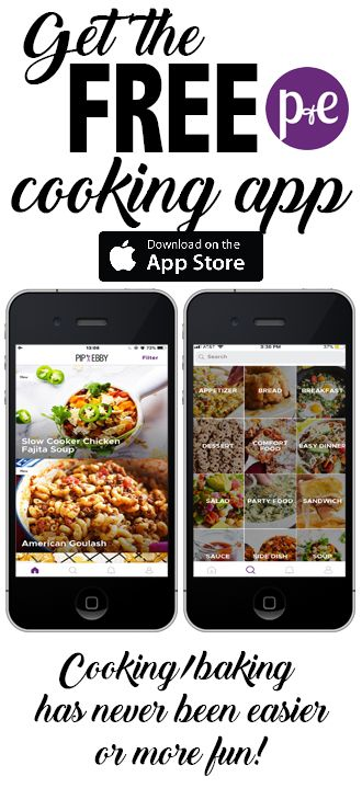 Download the pip and ebby cooking app today to make your time in the download the pip and ebby cooking app today to make your time in the kitchen easier forumfinder Image collections