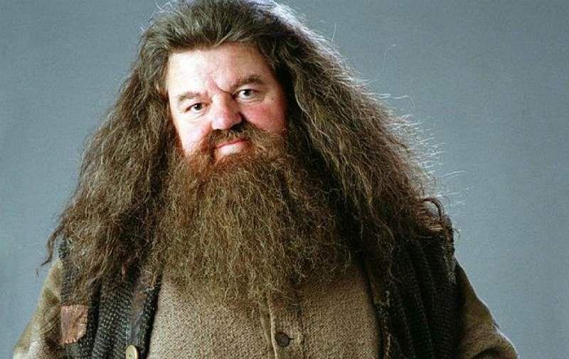 Hagrid Aus Harry Potter So Anders Sieht Der Darsteller Privat Aus Barbas Photoshop Batallas