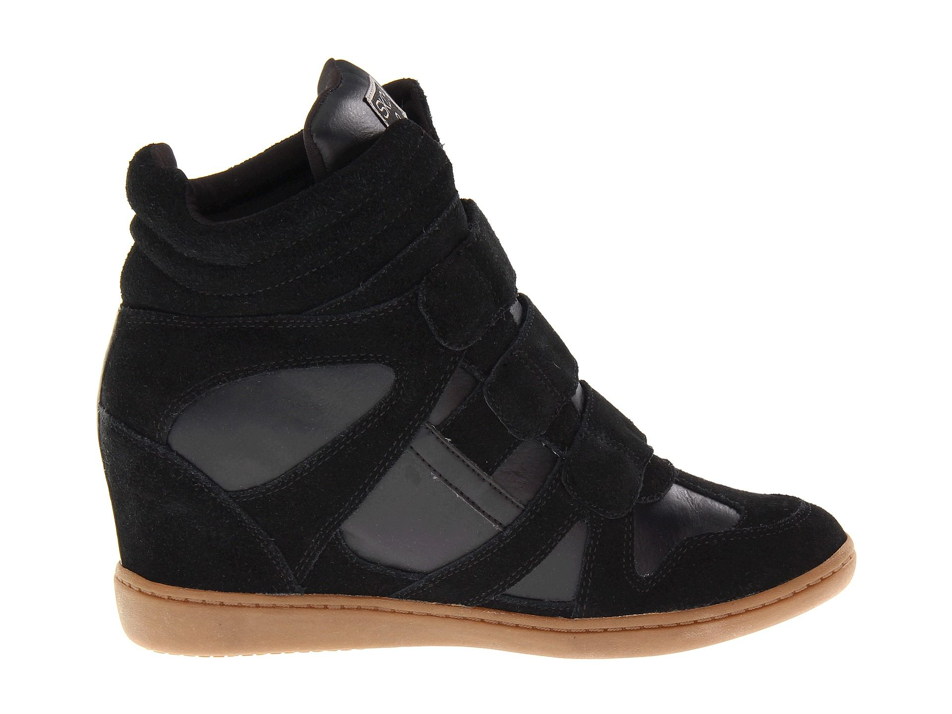 Skechers SKCH Plus 3 High Top (Black) Footwear on