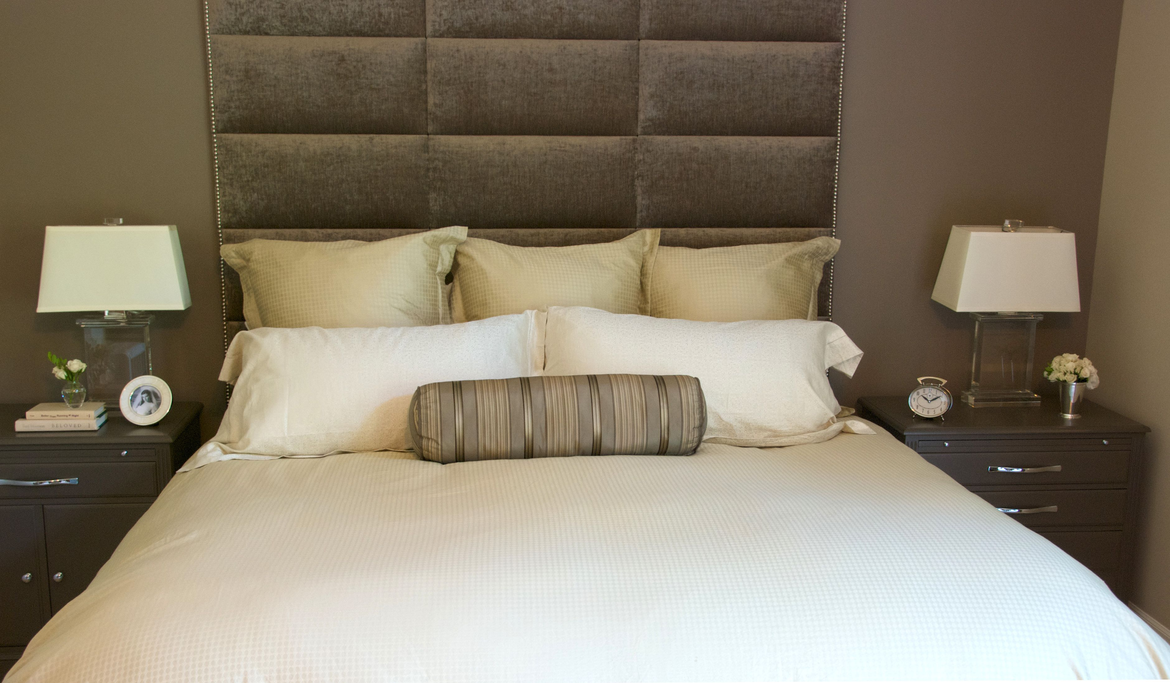 attach with headboard wall the a french easily cleat watch how hanging to youtube