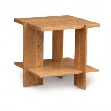 Frank Lloyd Wright Usonian End Table By Copeland Furniture