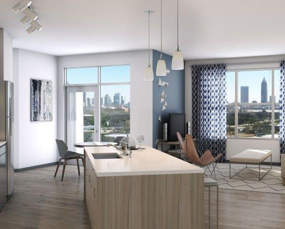 Brand New Luxury Apartments In Atlantau0027s Emerging West Midtown Neighborhood.