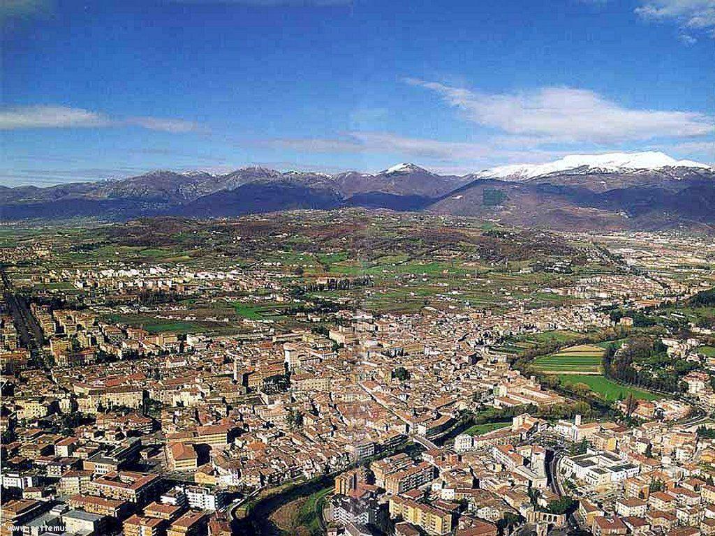 Rieti Italien