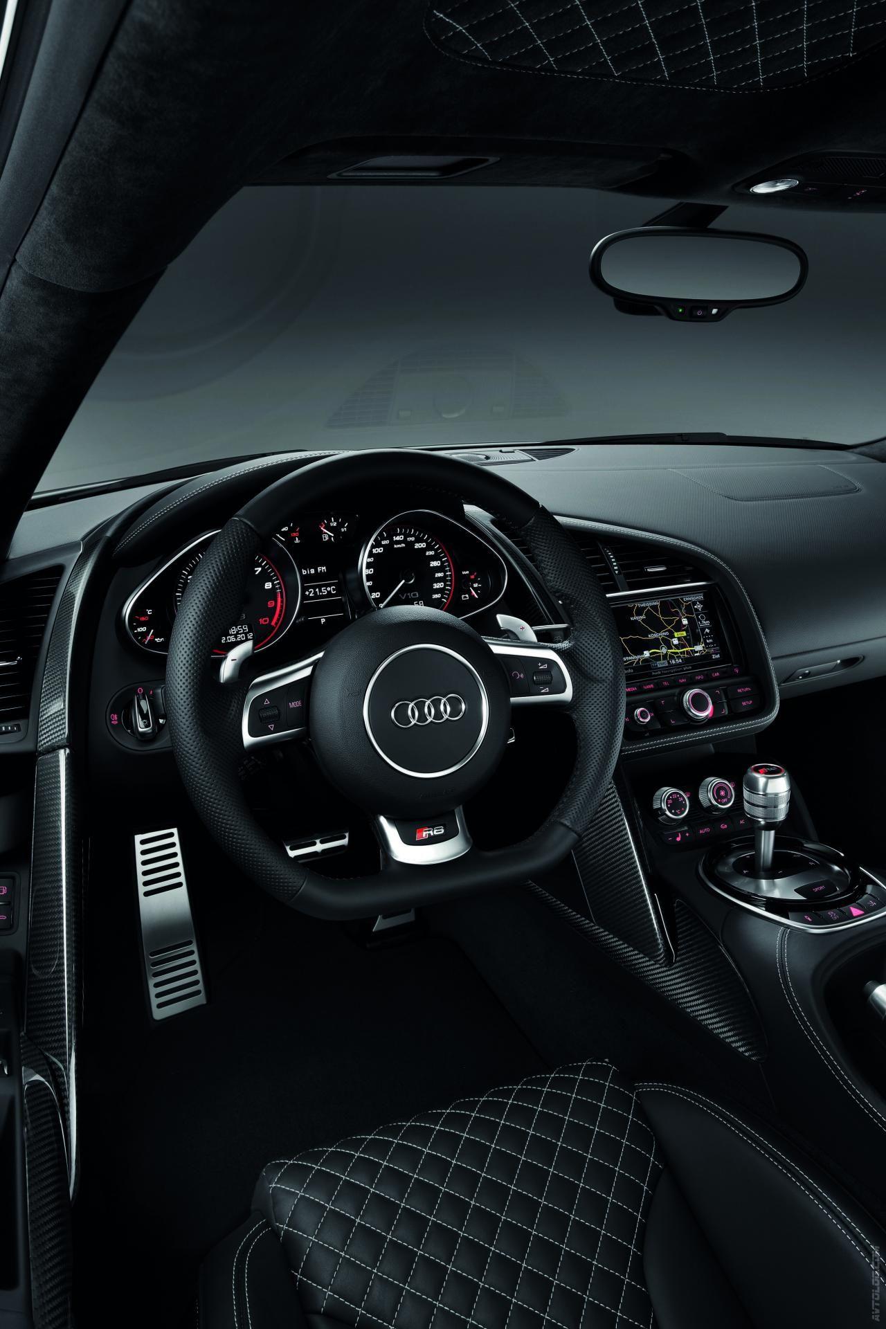 2013 Audi R8 V10 Cool Sports Cars Audi R8 Interior Audi R8