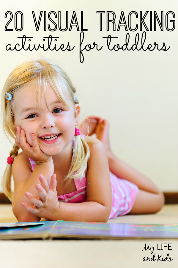 Visual Tracking Activities Are So Important Because They Exercise Skills Used For Reading Check Out These 20 Toddlers