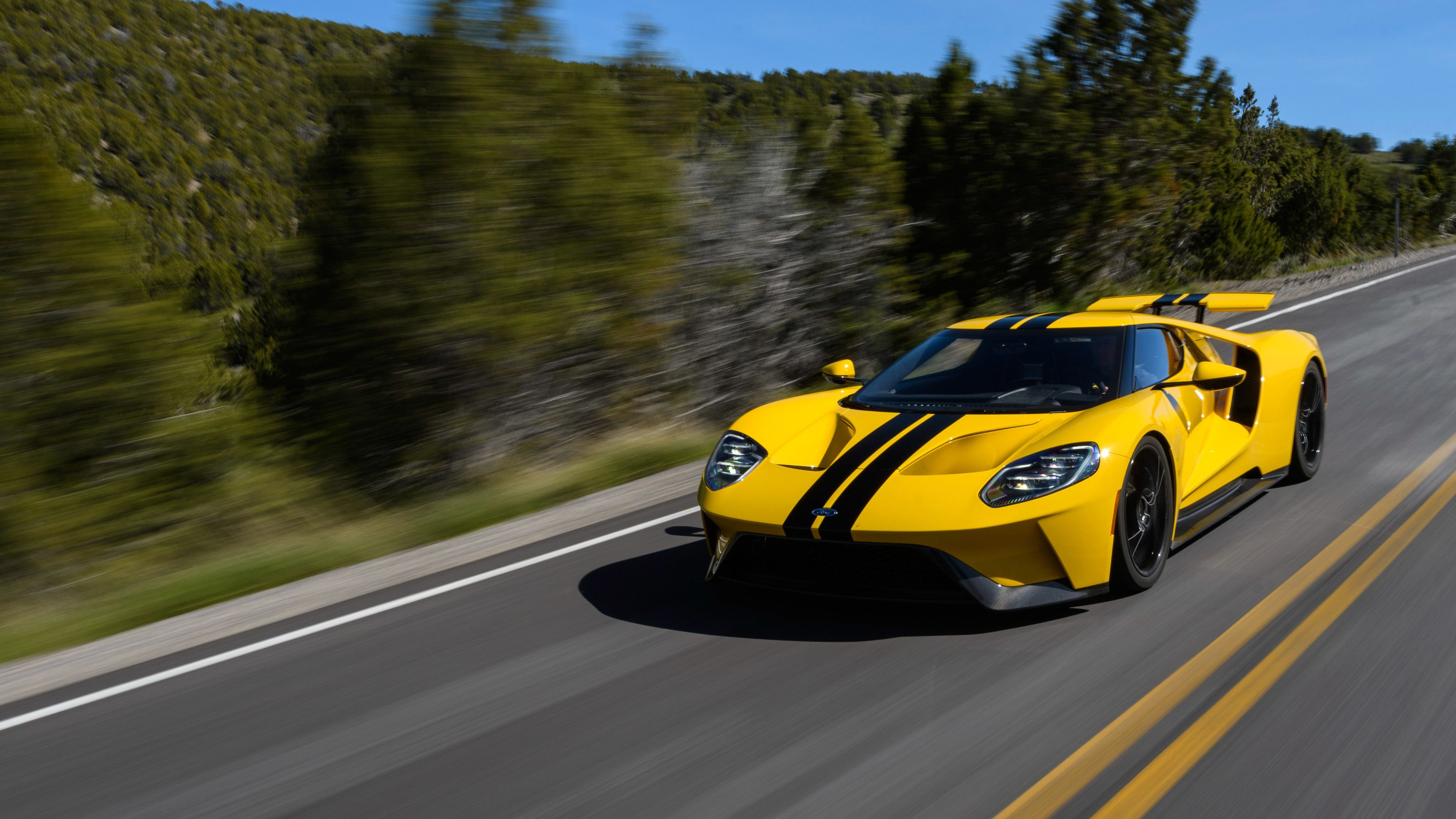 Wallpaper 4k Ford Gt 2017 3 2017 Cars Wallpapers 4k Wallpapers