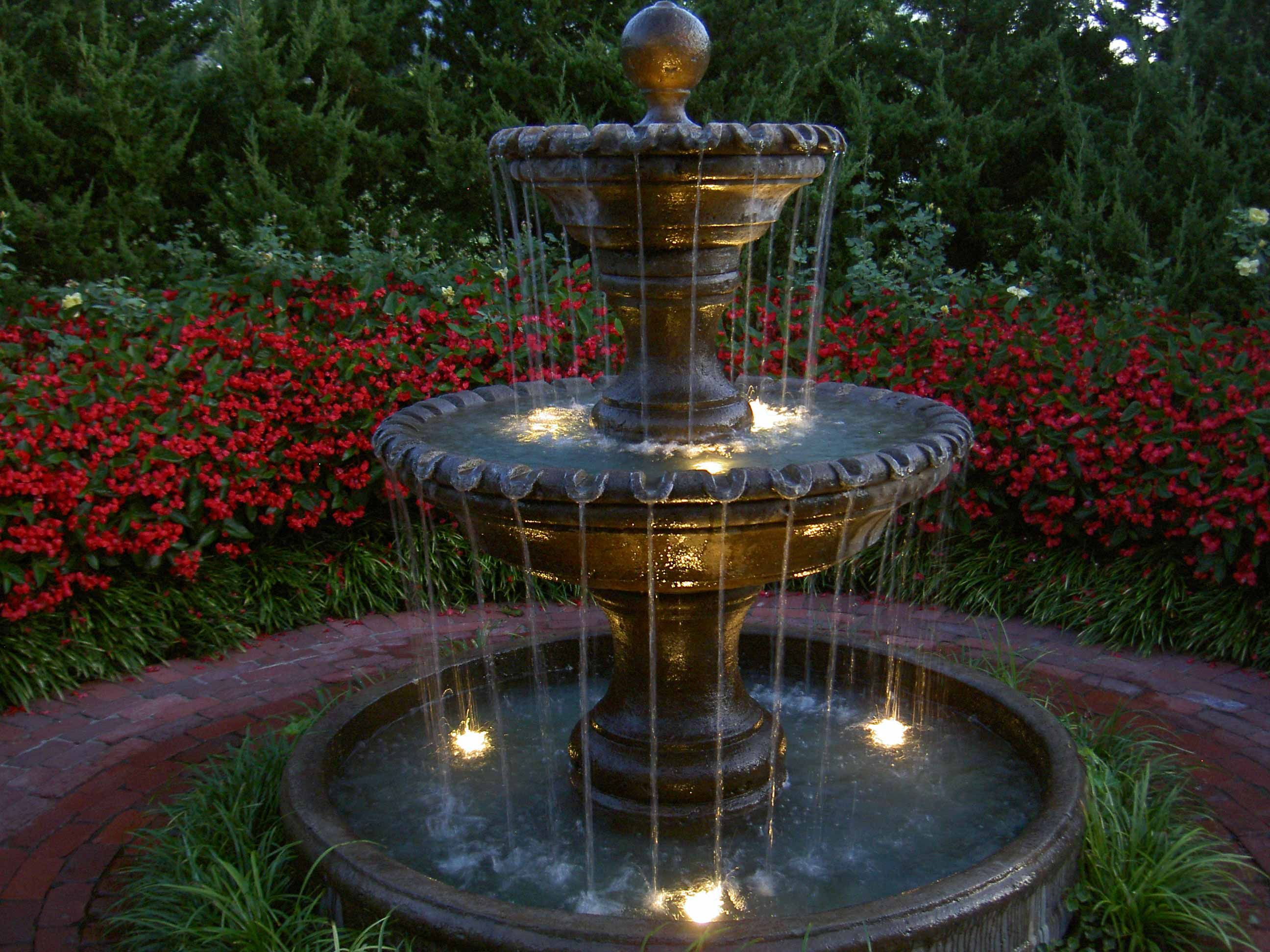 35 Amazing Outdoor Garden Water Fountains Ideas Landscaping With