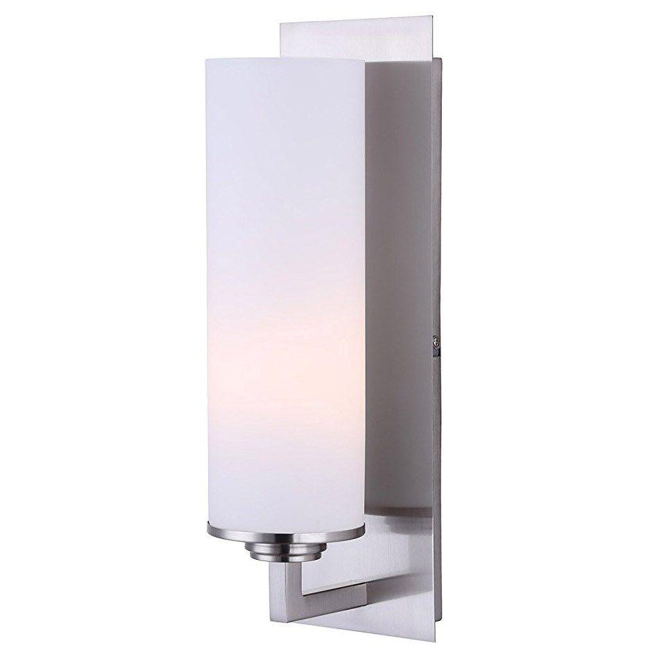Canarm Lighting IVL578A01 River 1 Light Vanity Light ...