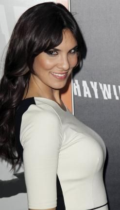 Daniela Ruah Breast Size