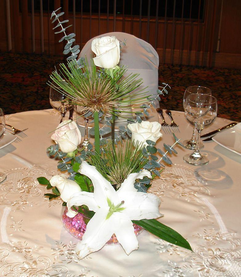 Arreglos de flores para bodas de d a si celebraras tu - Arreglos florales para bodas ...