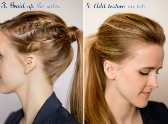 10 Ways To Dress Up Your Ponytail Hair Styles Hair Ponytail Hairstyles