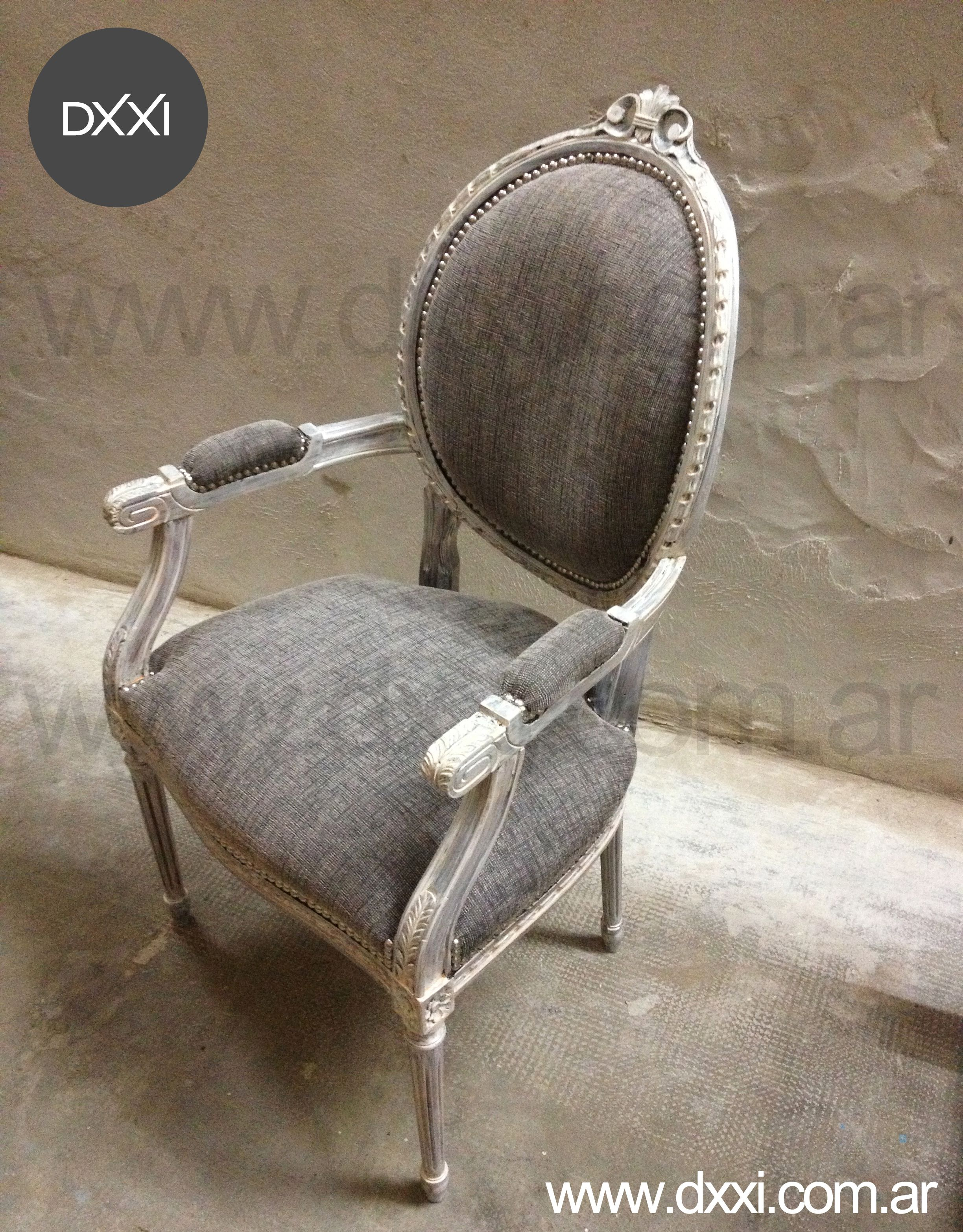 Restauracion silla luis xvi dxxi luisxvi chair muebles furniture estilo - Sillas luis xvi ...