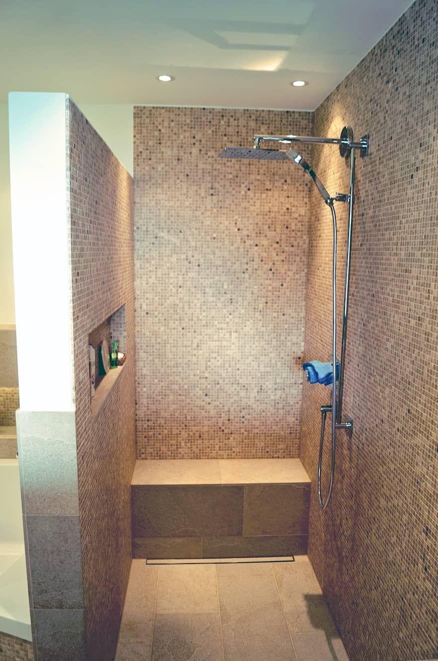 Badezimmer Ideen Design Und Bilder Homify Badezimmer Badezimmer Mediterran Badezimmer Fliesen