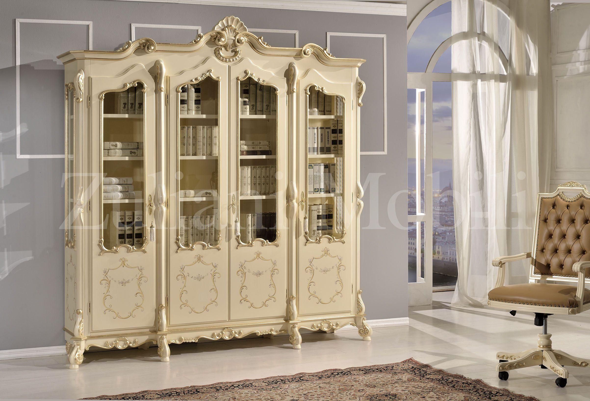 Studio assen di zuliani mobili in stile olandese for Arredamento per fiere