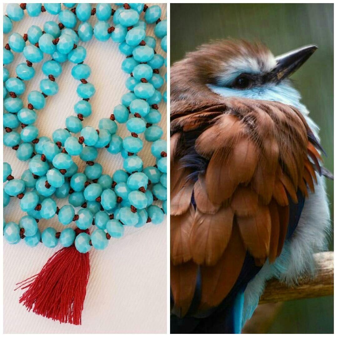 Turchese e marrone necklace #necklaces #fragolà