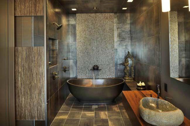 16 zen inspired bathroom designs badkamer