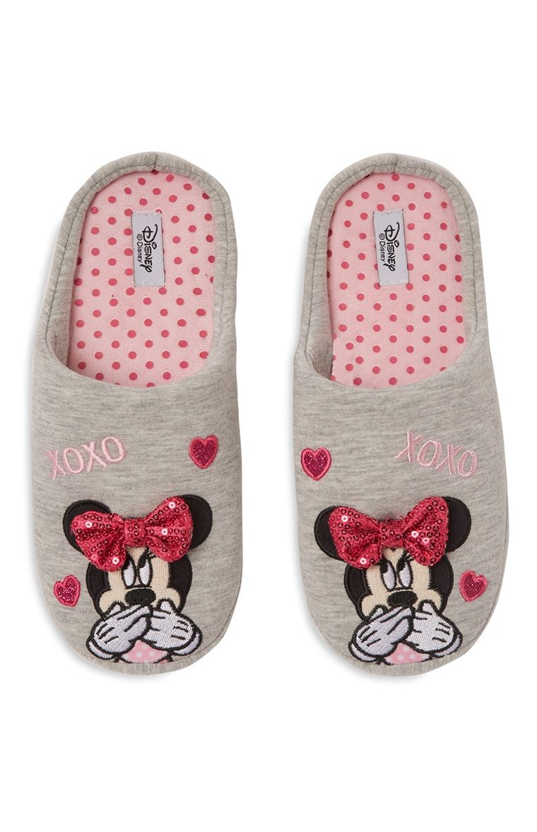 Minnie mouse slippers, Slippers