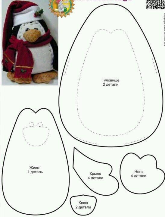Pinguin basteln vorlage xmas kids crafts pinterest n hen weihnachten weihnachten und n hen - Pinguin basteln vorlage ...