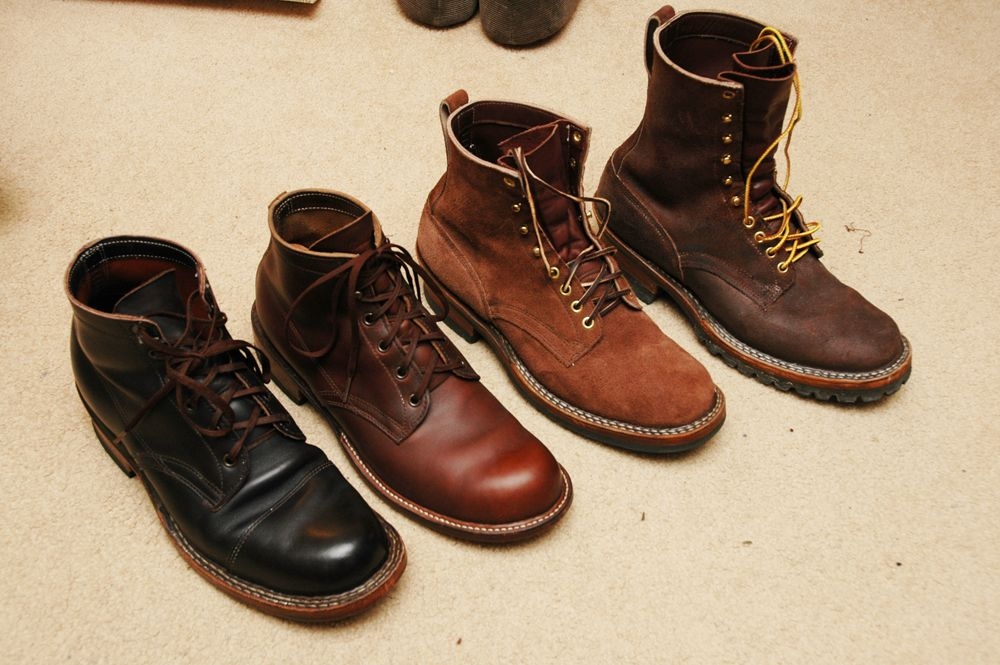 1000  images about Boots on Pinterest | Red wing boots Engineers