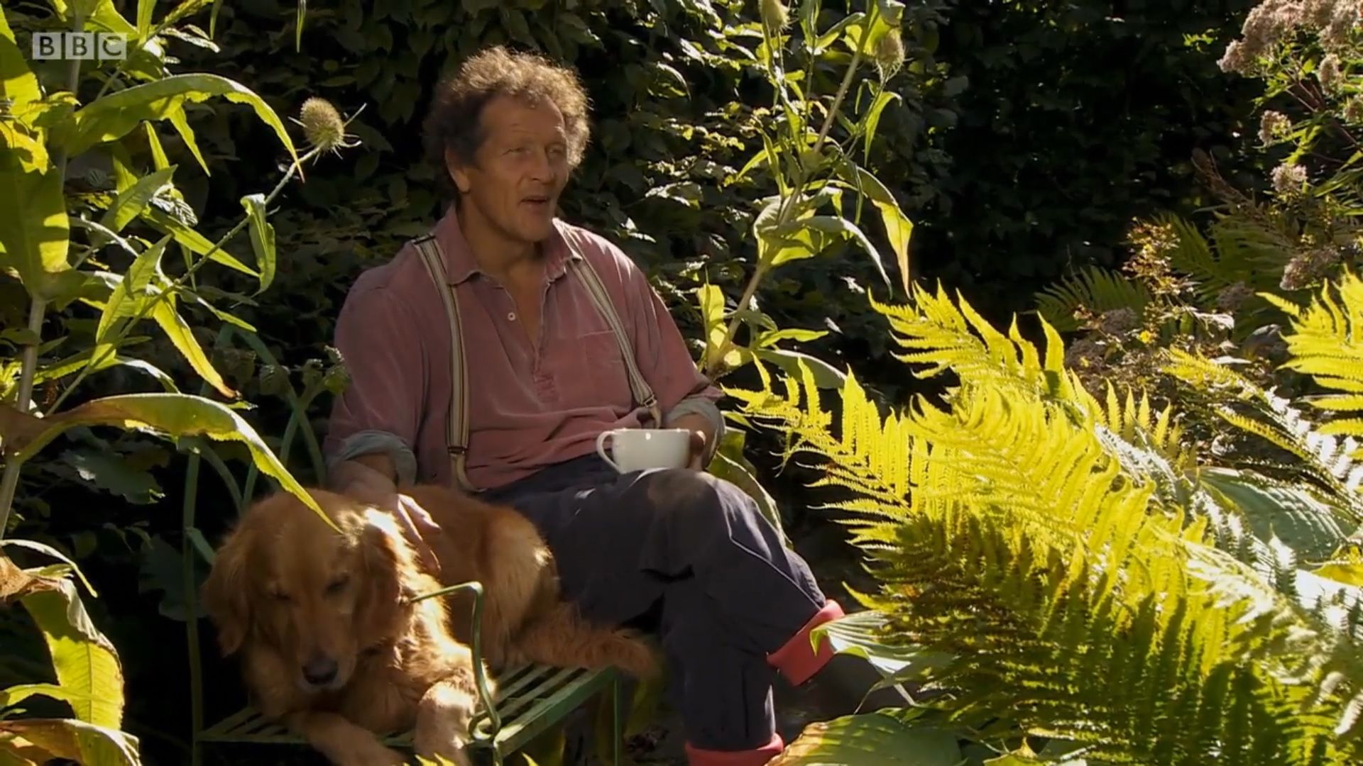 Gardeners' World ep.24 Whilst enjoying the late season colour in the Jewel Garden as the summer begins to fade, Monty Don turns his attention to his spring borders which are in need of refurbishmen...