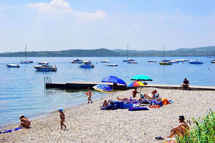 Camping Fontanelle Moniga Del Garda Lake Garda Lake Garda
