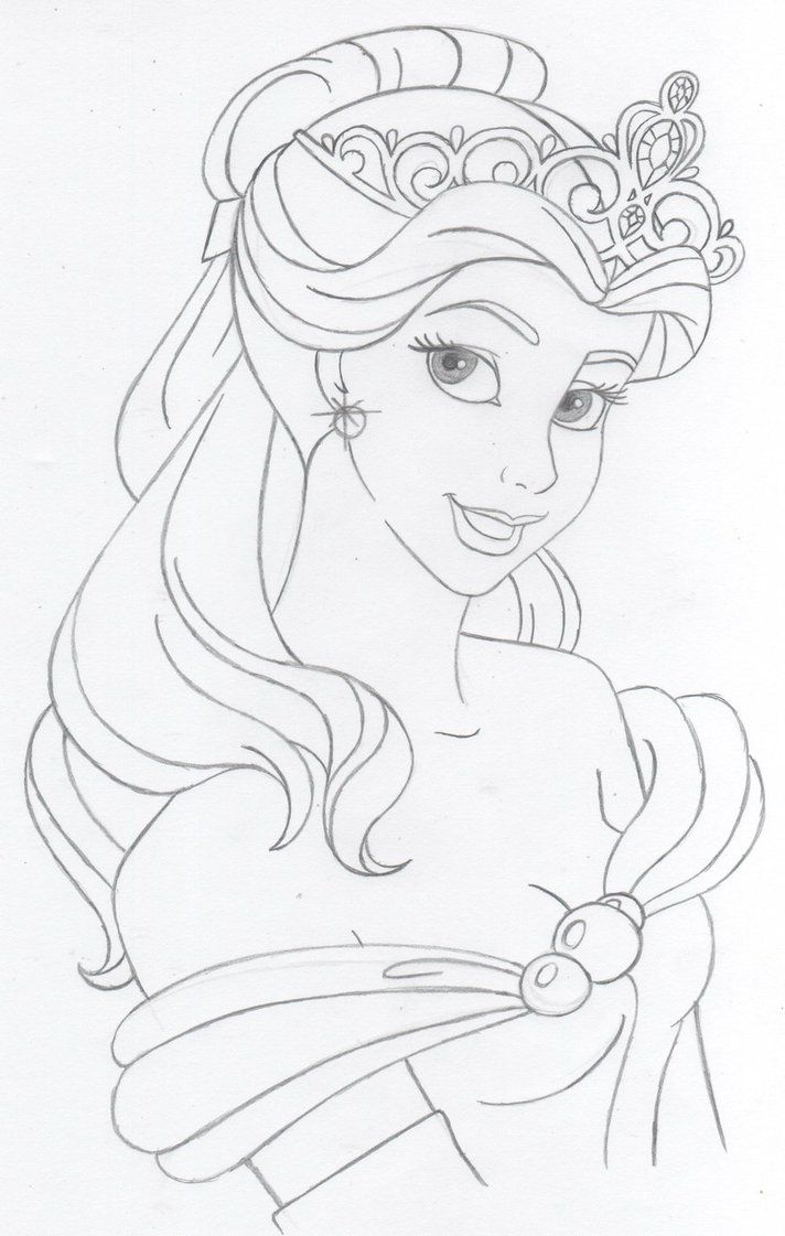 Disney S Belle By Katebushfanatic On Deviantart With Images