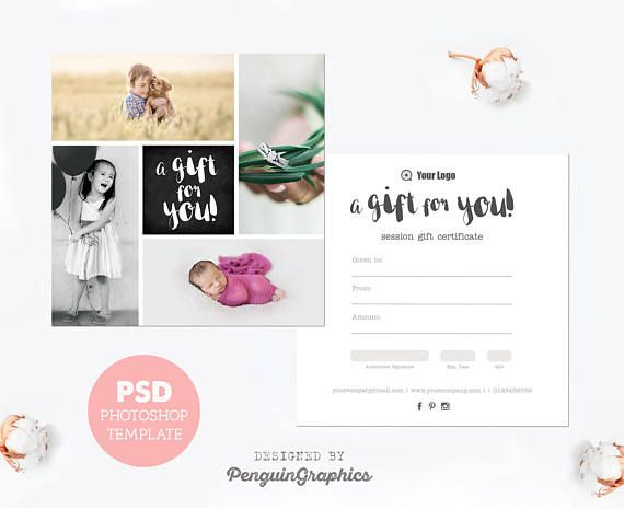 Editable gift certificate template 25 best gift certificate gift certificate template photography mini session gift card editable gift certificate template yelopaper Images