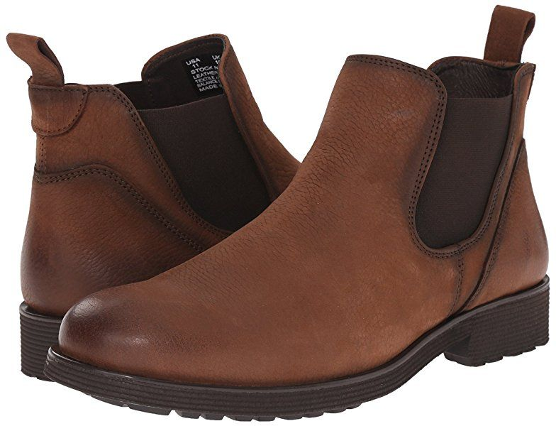 6df4c879ad5 Wolverine Men's Eckins Chelsea Boot, Brown, 7 M US | Designs | Boots ...