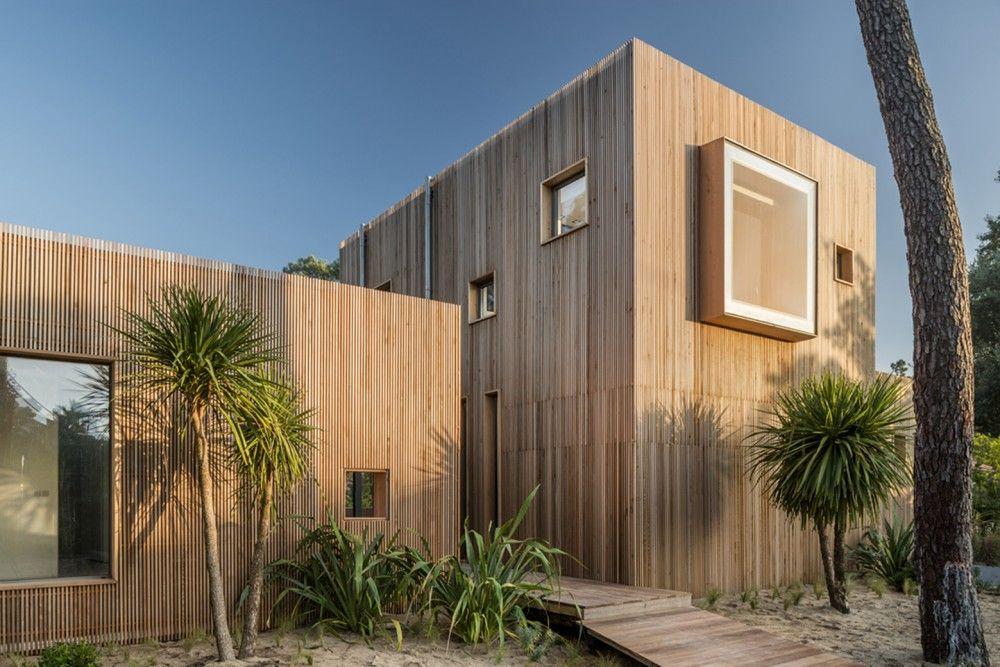Villa Chiberta / Atelier Delphine Carrere Villa Chiberta / Atelier Delphine Carrere – Plataforma Arquitectura