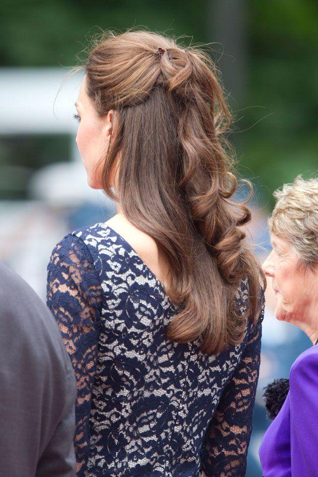 Can I Have Long Hair Now Kate Middleton Hair Hair Styles Hair