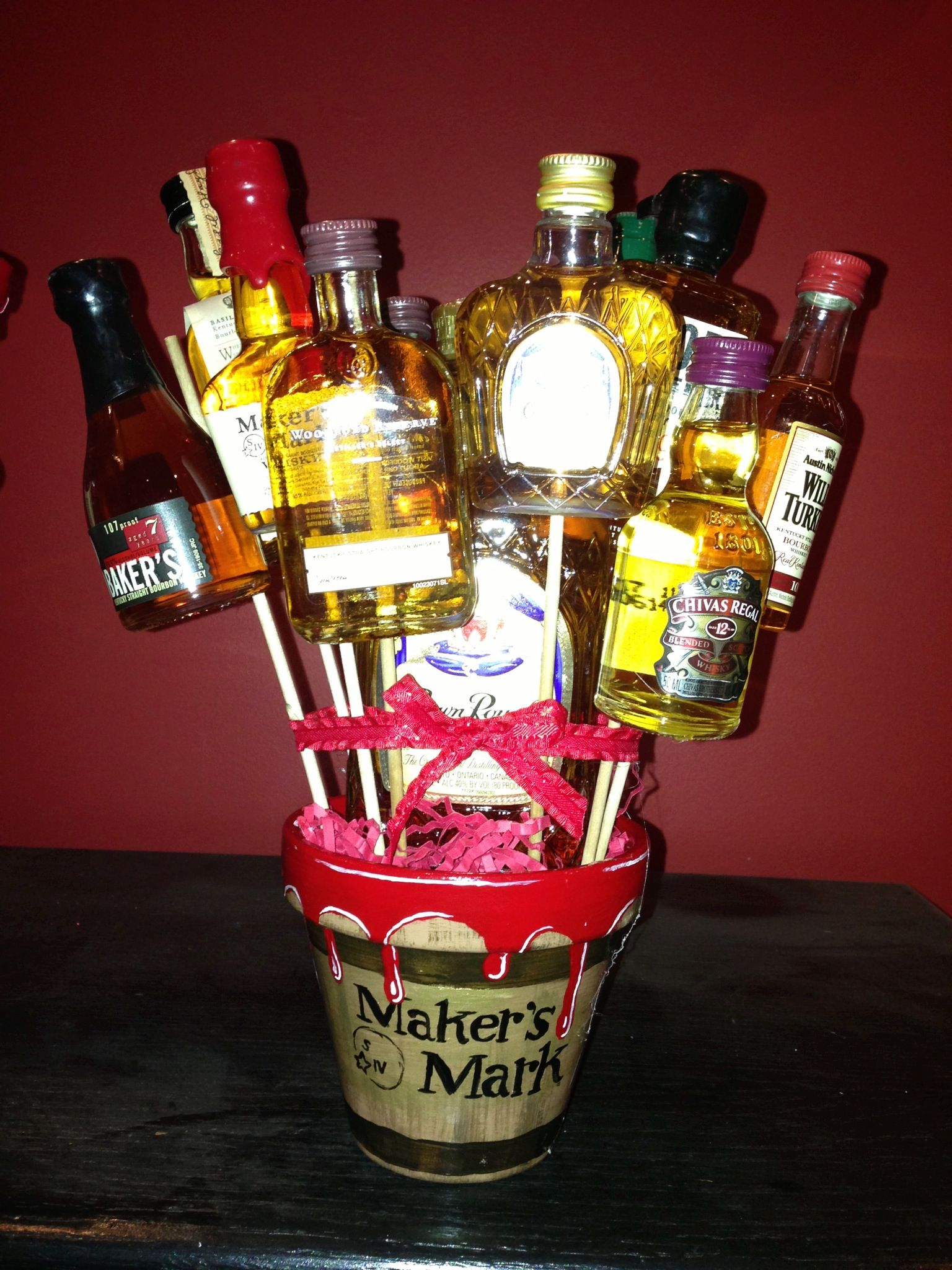 Bourbon Bouquet Craft Projects Complete Skewer