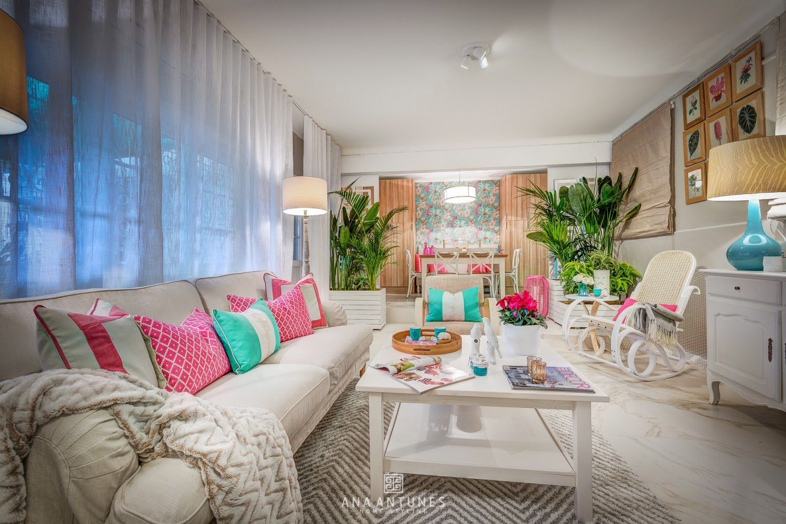 Home styling ana antunes motherpearl living room for the tv show sala em madre pérola querido mudei a casa 1806