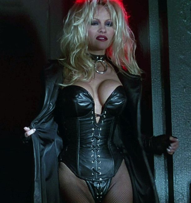 Pam anderson barb wire nude