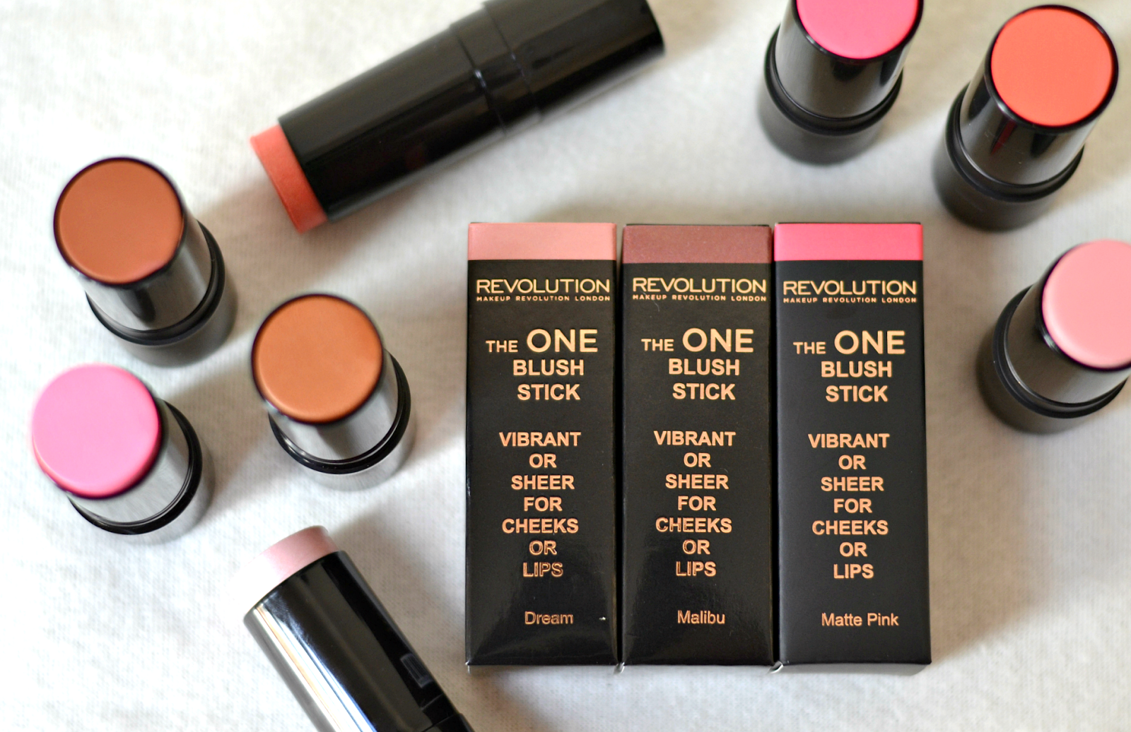 Makeup Revolution 'The One' Blush Stick An Affordable