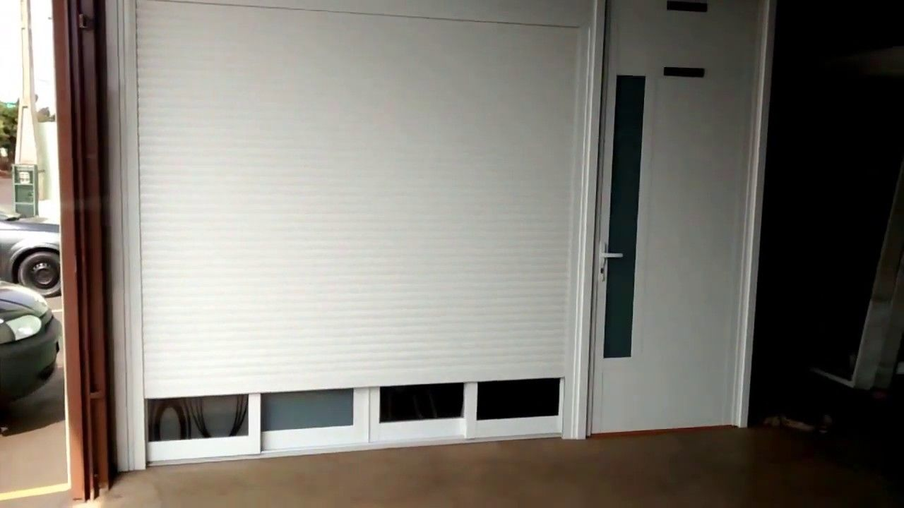 Space Solves Search For A Kitchen Cupboard With A Rolling Shutter