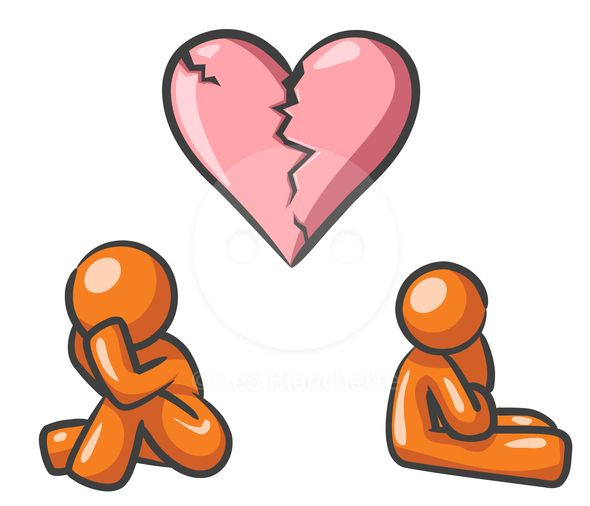 Orange Woman Scales Of Justice Clipart Illustrations 3d And Vector 0x6a70 Unhealthy Relationships Broken Heart Syndrome Relationship