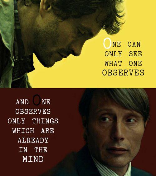 Hannibal mads pinterest - Hannibal lecter zitate ...