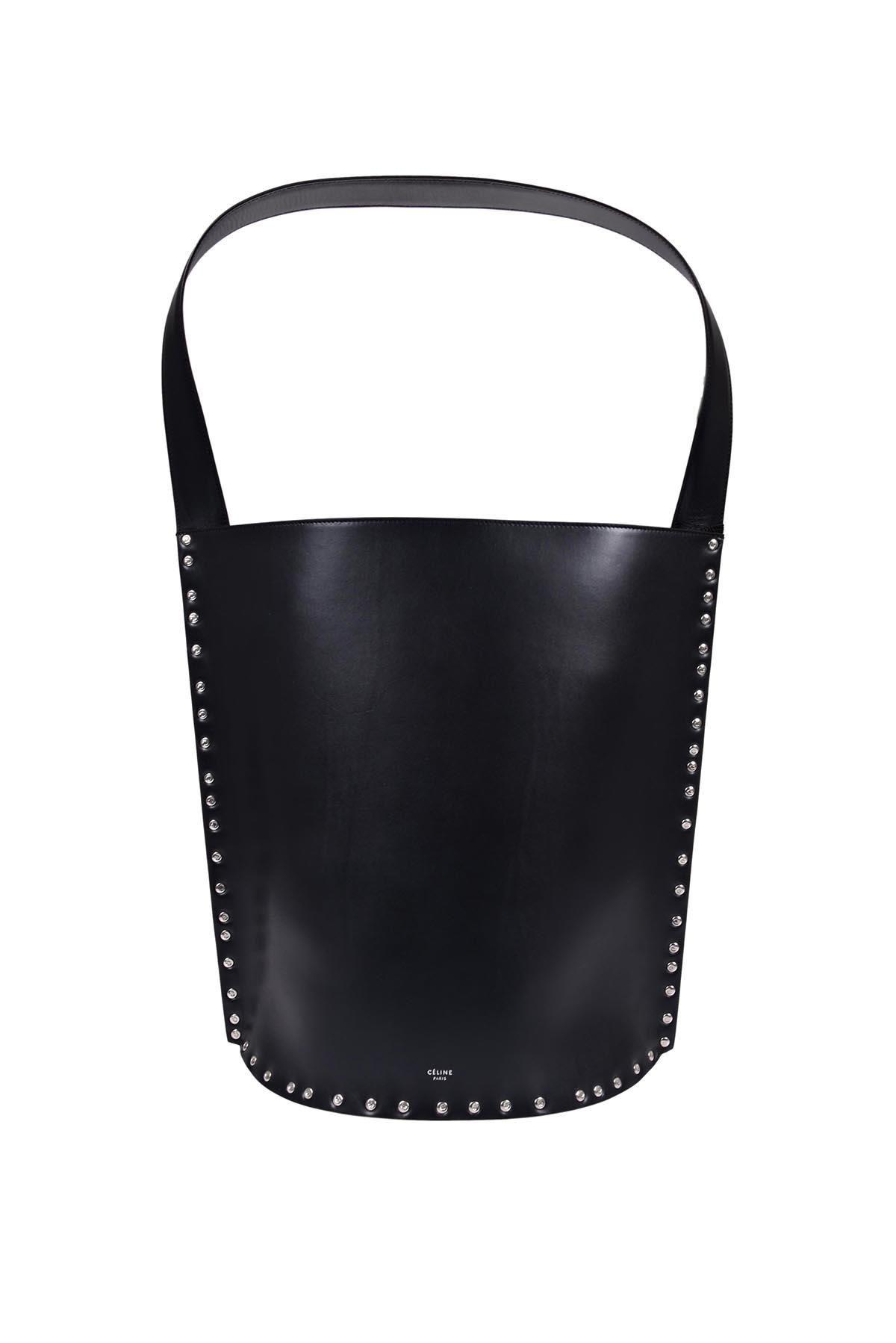 #Italist - #Celine Celine Studs Large Bucket Bag - AdoreWe ...