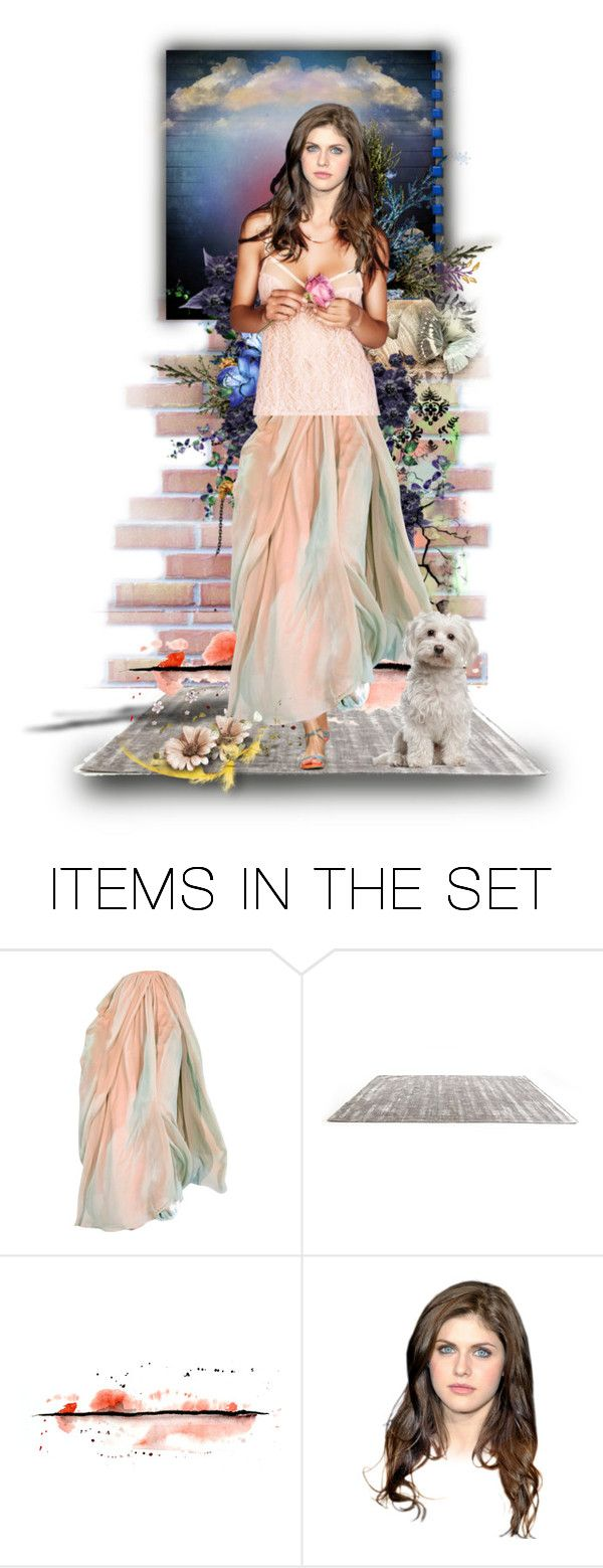 """Shayna"" by keva-odom ❤ liked on Polyvore featuring art"