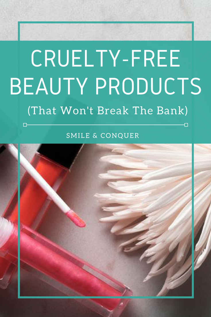 Affordable Cruelty Free Makeup Brands Cruelty free