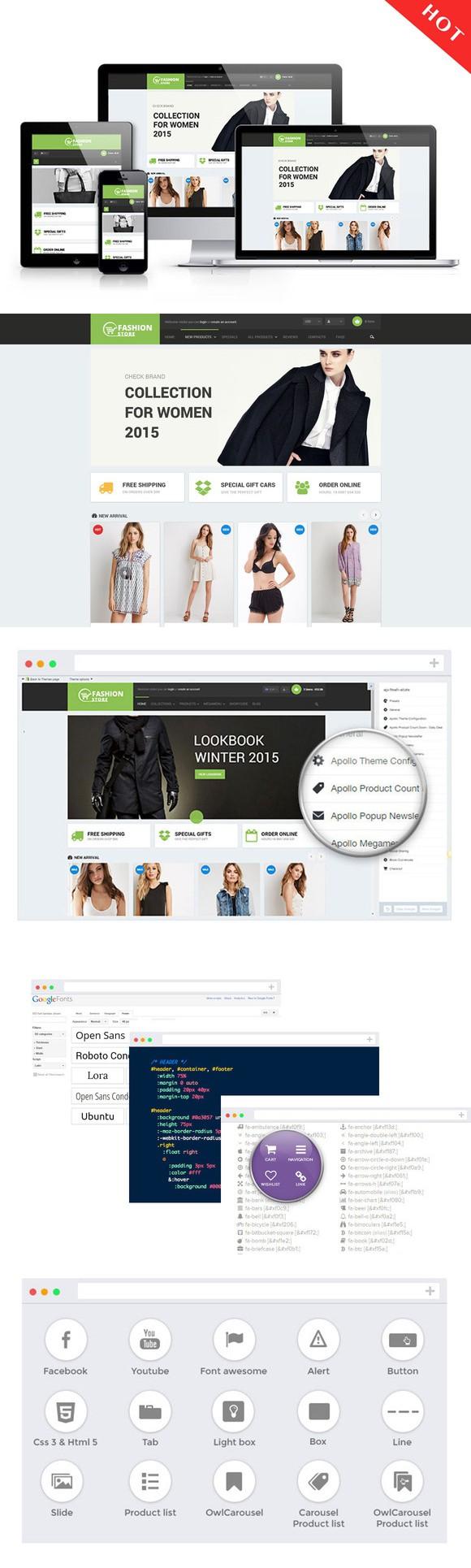 Ap Stylelist Shopify Theme Shopify theme, Shopify