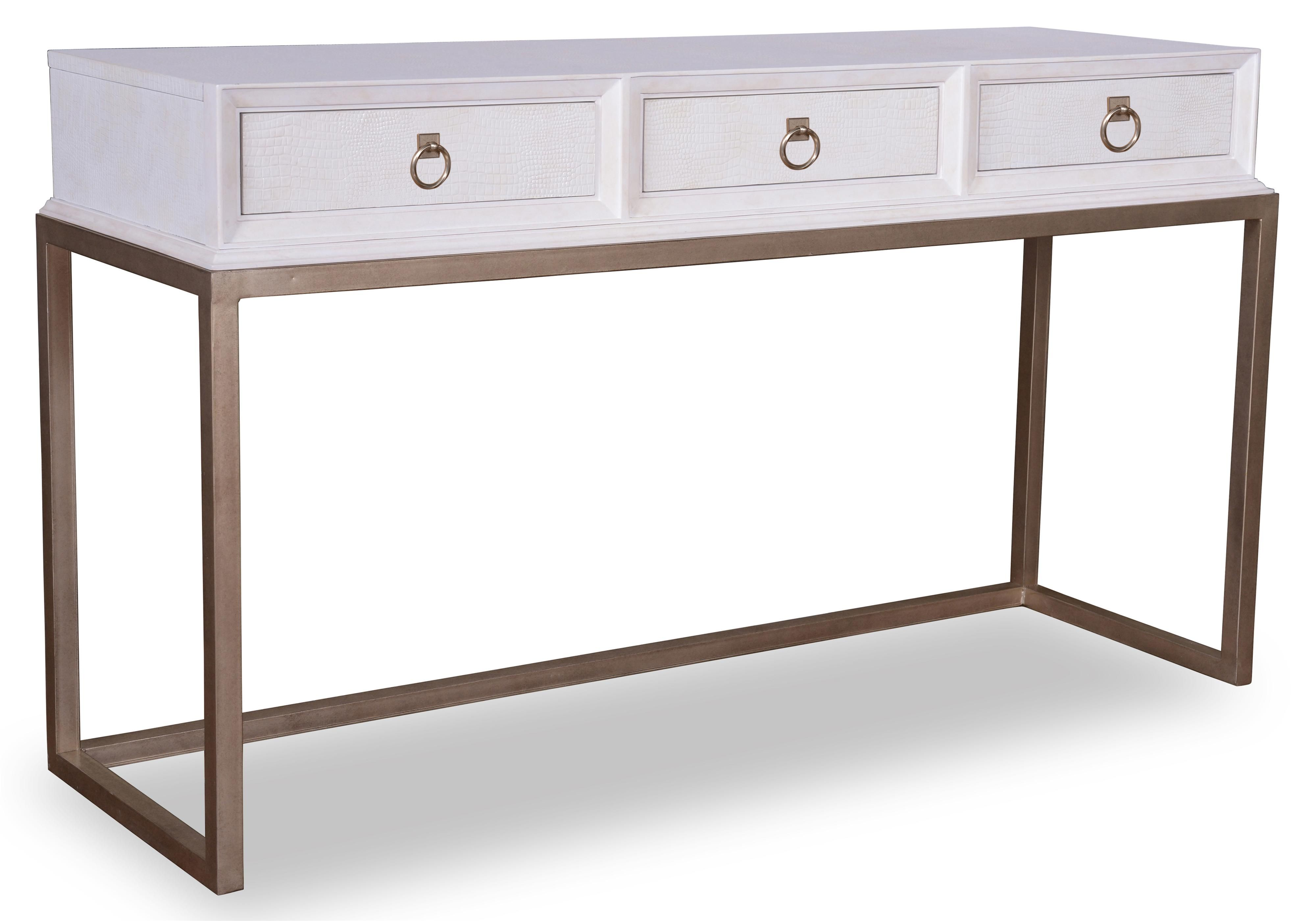 Cosmopolitan Collection A R T Furniture Console Table With