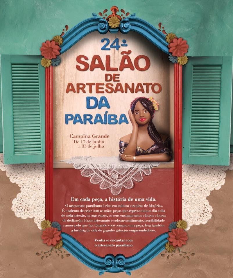 XXII Salão de Artesanato da Paraíba