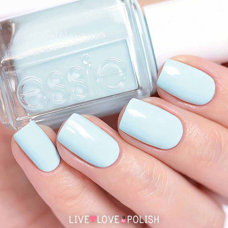 MEH --- Essie Find Me An Oasis Nail Polish ---- I regret how little ...