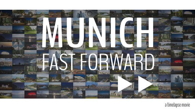 Munich Fast Forward  #video #audiovisualpoetry #timelapse #munich